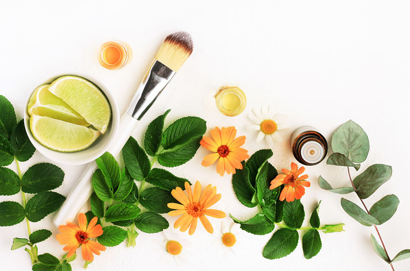 The Use of Natural Emollients in Cosmetics