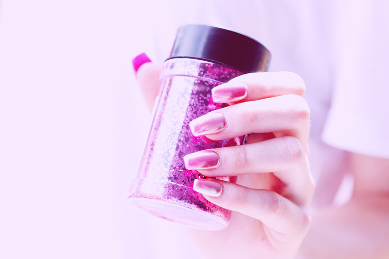 Non Plastic Glitter: The Glitter of the Future Is Here